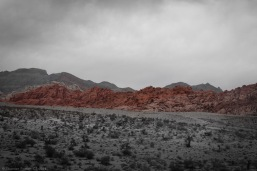 Red Rock National Park. See how red it is?